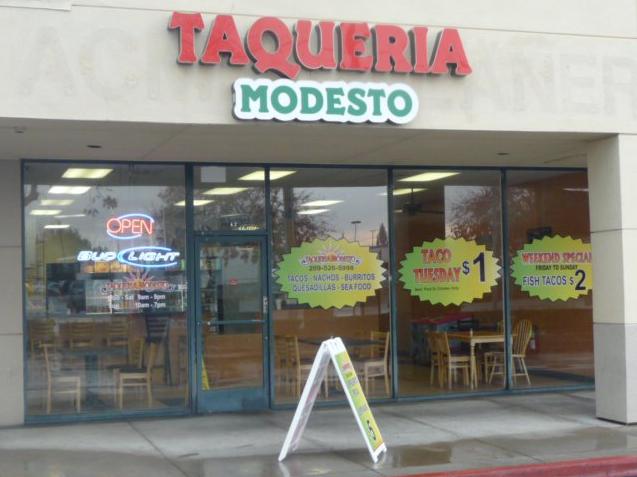 Taqueria Modesto